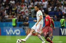 World Cup 2018: Tây Ban Nha quyết giành 3 điểm trước Maroc