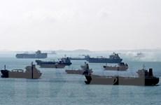 Căng thẳng thương mại leo thang kéo giá dầu châu Á giảm