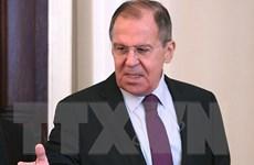 Ngoại trưởng Sergei Lavrov gặp đoàn nghị sỹ Mỹ đang thăm Nga