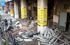 Macau: Bình gas phát nổ trong nhà hàng, 7 người thương vong