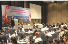 Quảng Bình giới thiệu tiềm năng hấp dẫn với các đối tác Singapore