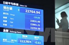 Thị trường chứng khoán châu Á tăng điểm trong phiên đầu tuần