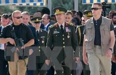 Tổng thống Thổ Nhĩ Kỳ bổ nhiệm nhiều vị trí quan trọng trong quân đội