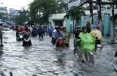 Chống ngập cho TP. Hồ Chí Minh: Quản lý chặt quá trình đô thị hóa