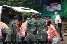 Thành viên thứ 9 đội bóng thiếu niên Thái Lan được đưa ra an toàn