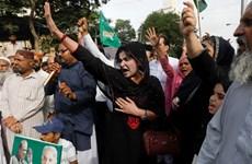 Pakistan: Thêm 1 vụ đánh bom đẫm máu nhằm vào chính trị gia