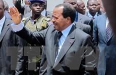 Cameroon: Tổng thống Paul Biya tuyên bố tái tranh cử ở tuổi 85