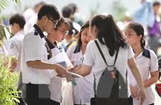"""Nhiều trường đại học tại TP. Hồ Chí Minh giảm điểm """"sàn"""" xét tuyển"""