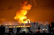 Thủ tướng Israel tuyên bố giáng cho Hamas 'một đòn nặng nhất'