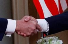 """Thượng đỉnh Nga-Mỹ: Tổng thống Trump tuyên bố """"sự khởi đầu rất tốt"""""""