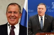 Thượng đỉnh Nga-Mỹ: Hai ngoại trưởng hội đàm bên lề