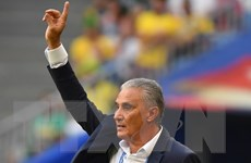 Bóng đá Brazil vẫn đặt niềm tin vào huấn luyện viên Tite