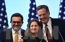 Canada-Mexico quyết tâm bảo vệ NAFTA 3 bên trước vòng tái đàm phán