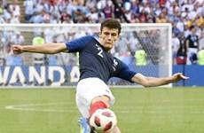 Bàn thắng đẹp nhất World Cup 2018 gọi tên Benjamin Pavard