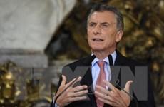 Tổng thống Argentina Mauricio Macri sẽ tranh cử tái nhiệm