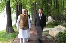 """Ấn Độ và Trung Quốc nhất trí duy trì """"đà phát triển"""" quan hệ"""