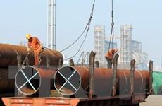 Sản lượng thép của Trung Quốc tăng nhanh trong 6 tháng đầu năm