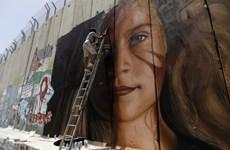 Cảnh sát Israel bắt giữ các nghệ sỹ người Italy ở khu Bờ Tây
