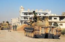 Syria xem xét mở lại cửa khẩu Nassib ở biên giới với Jordan