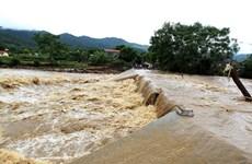 Tuyên Quang và Hà Giang mưa lớn kéo dài, nguy cơ sạt lở rất cao