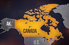 Xả súng tại miền Đông Canada, ít nhất 4 người thiệt mạng