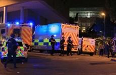 Anh: Xả súng tại thành phố Manchester khiến nhiều người bị thương