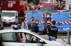Pháp: Người tị nạn tấn công bằng dao khiến 4 người bị thương