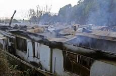 Hỏa hoạn thiêu rụi viện dưỡng lão tại Chile, 10 cụ già thiệt mạng