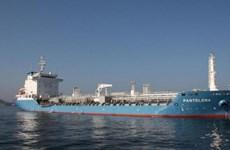 Tàu chở dầu của Hy Lạp mất tích gần 10 ngày trên Vịnh Guinea