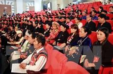 Phê duyệt Đề án tổ chức Đại hội đại biểu các dân tộc thiểu số