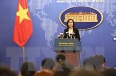 Yêu cầu Đài Loan chấm dứt ngay tập trận bắn đạn thật tại đảo Ba Bình