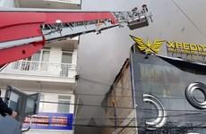 [Photo] Hiện trường vụ cháy nhà hàng bia kiên cố giữa thành phố Đà Lạt