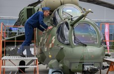 Nga chi 1,7 tỷ USD xây dựng cơ sở hạ tầng quân sự trong năm 2019
