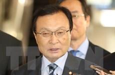 Cựu Thủ tướng Hàn Quốc Lee Hae-chan làm chủ tịch đảng cầm quyền