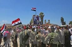 Syria tuyên bố sắp giành chiến thắng hoàn toàn trước tổ chức IS