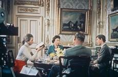 [Video] Thước phim cực hiếm về cuộc sống gia đình Hoàng gia Anh