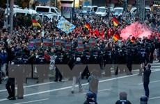 Chính phủ Đức sẵn sàng hỗ trợ cảnh sát bang Saxony dẹp bạo loạn