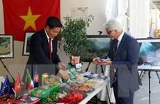 Lần đầu tiên Việt Nam tham gia Hội chợ Ớt quốc tế tại Italy