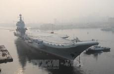 Trung Quốc thử thành công tàu sân bay tự chế, bắt đầu đóng tàu mới