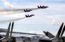 Nga tuyên bố tình trạng nguy hiểm nơi tập trận trên Địa Trung Hải