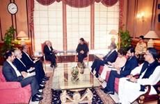Pakistan và Iran nhất trí tăng cường quan hệ hợp tác nhiều lĩnh vực