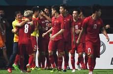 ASIAD 2018: Nóng lòng chờ trang sử mới của bóng đá Việt Nam