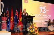Australia ấn tượng về chặng đường phát triển của Việt Nam