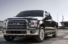 Ford thu hồi 2 triệu xe tải nhỏ do sự cố dây an toàn ghế ngồi