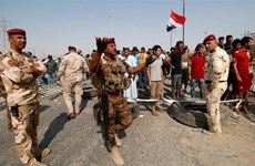 Iraq: Biểu tình bạo lực tại thành phố Basra khiến 7 người thiệt mạng