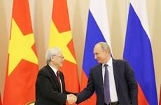 Xung lực mới cho quan hệ Đối tác chiến lược toàn diện Việt Nam-Nga