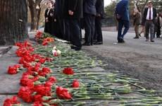 Thổ Nhĩ Kỳ phạt tù chung thân 6 nghi can vụ đánh bom năm 2016