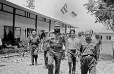 """Dấu ấn sâu đậm về Fidel Castro - """"người bạn lớn"""" của nhân dân Việt Nam"""