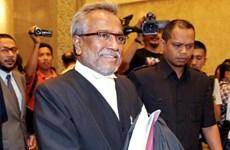 Luật sư bào chữa của cựu Thủ tướng Malaysia bị buộc tội rửa tiền