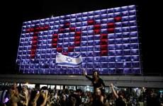 Thành phố Tel Aviv của Israel chính thức đăng cai Eurovision 2019